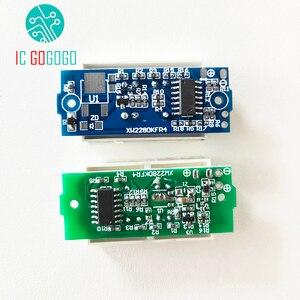 Image 5 - Индикатор емкости литиевых батарей 3S, 12,6 в, синий дисплей