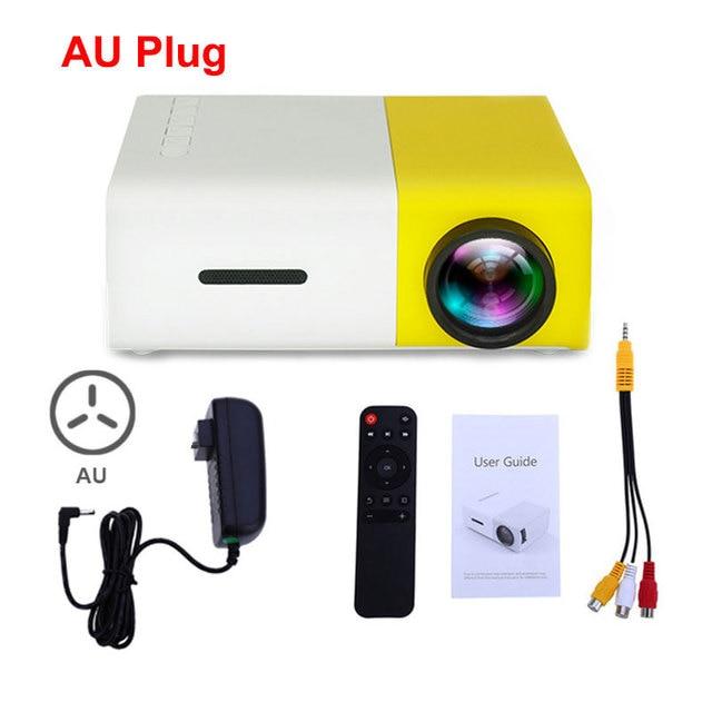 Yellow AU Plug