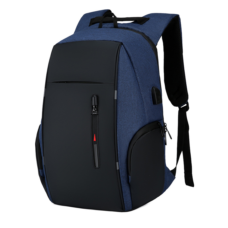 2020 New Business Backpacks Men Waterproof USB Charging  Women Travel Laptop Backpack Male 15.6 Inch Computer Notebook Backpacks
