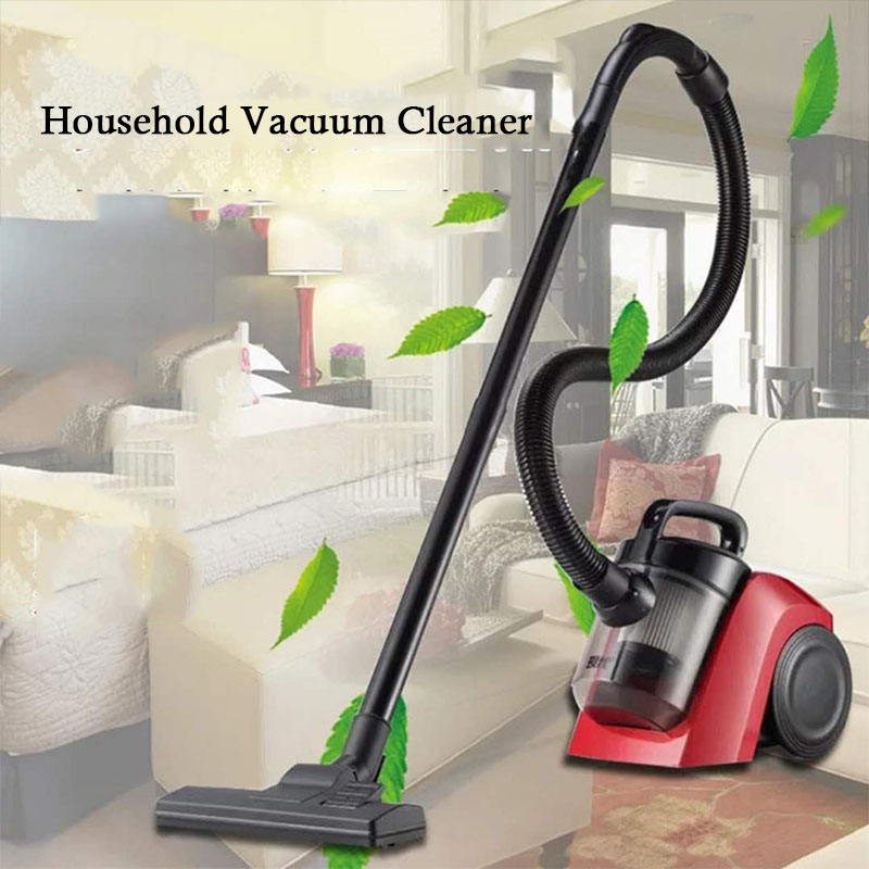 1000W Household Vacuum Cleaner Portable Hand-held Push Rod Small Powerful