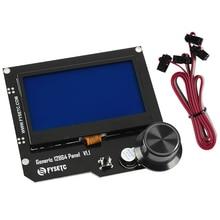 Generic12864 Panel V1.1 Smart 12864 Lcd Module Display Rgb Screen Support Marlin Diy for Cnc Ramps Cheetah F6 Vs Mini12864 (Rg