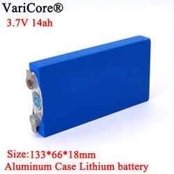 3.7V 14A Ternary power lithium battery pack 14000mAh Single aluminum shell Motorcycle Electric vehicle energy Storage Modified