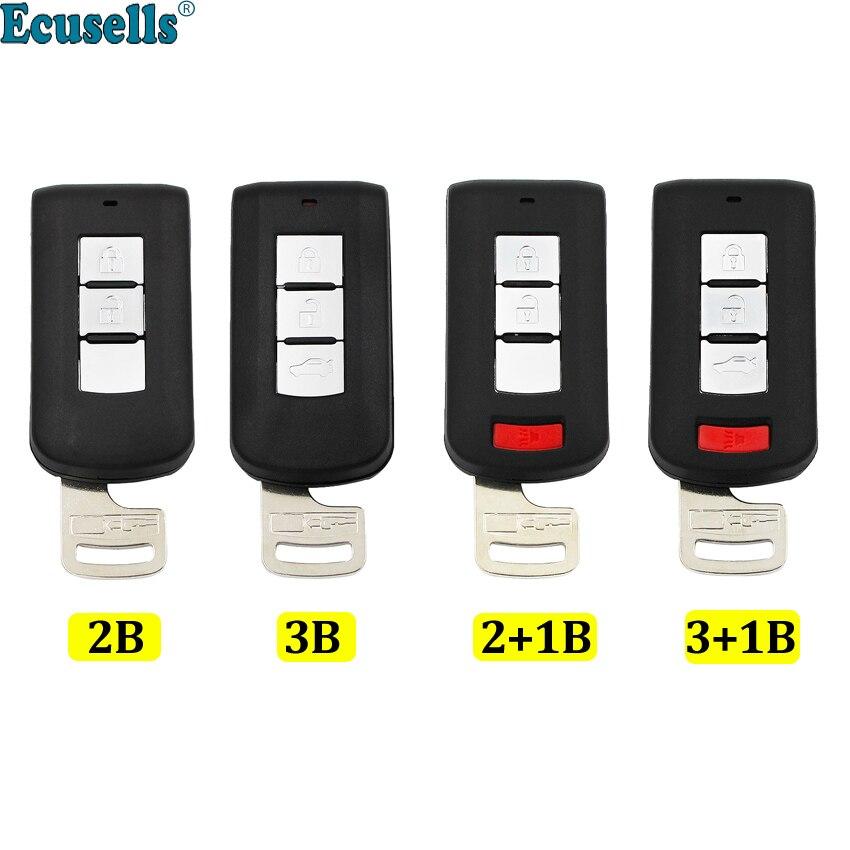 2/3/4 кнопки Новый смарт дистанционные брелки для ключей в виде ракушки чехол для ключей для Защитные чехлы для сидений, сшитые специально для...