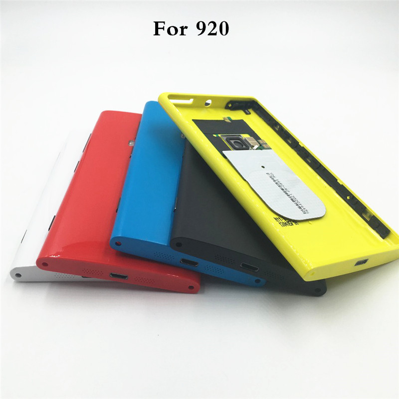 Good quality Original Battery Back Cover For Nokia lumia 920 Battery Cover Replacement Parts image