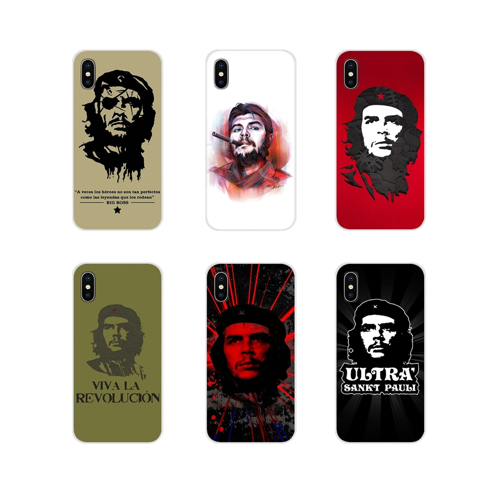Cell Phone Cases Che Guevara High Quality Multi Colors For Samsung Galaxy J1 J2 J3 J4 J5 J6 J7 J8 Plus 2018 Prime 2015 2016 2017 image