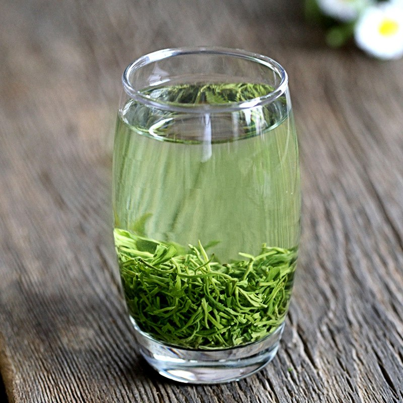 2019 Chinese High Mountains Yunwu Green Tea Real Organic New Early Spring Tea for Weight Loss Green Food Health Care 1