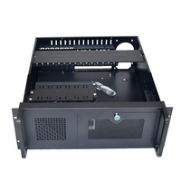 Industrial Chassis 4U Server Chassis Industrial Chassis Undertake OEM Plans to Sample Customizable