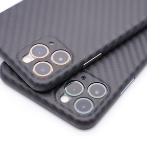 Image 3 - วัสดุPPโทรศัพท์มือถือสำหรับIPhone11 Pro Max All Inclusive X XS Max XRคาร์บอนไฟเบอร์เลนส์ป้องกัน