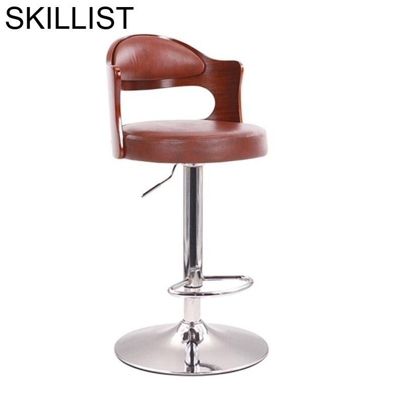 Sgabello Stuhl Sedie Comptoir Bancos Moderno Ikayaa Sedia Kruk Banqueta Barkrukken Cadeira Silla Tabouret De Moderne Bar Chair