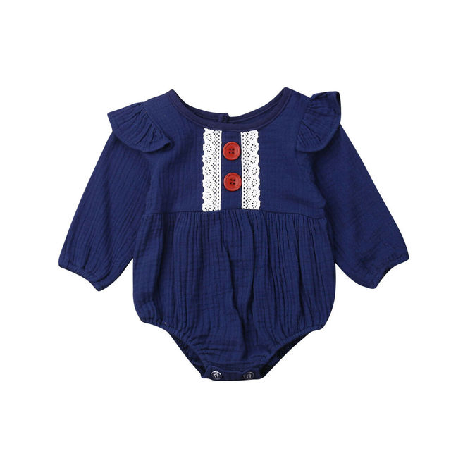 Soft Cotton Linen Romper...