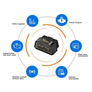 Image 3 - Vgate iCar Pro Bluetooth 4.0 OBD2 Car diagnostic Scanner OBD 2 WIFI elm327 Auto Scan Tool ODB2 For Android/IOS PK ELM 327 V 1 5
