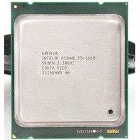 Intel xeon E5 1660 e5 1660 e51660 3.3 ghz turbo frequência 3.9 6 núcleo 15 mb cache soquete processador 2011 cpu mais forte do que e5 1650|CPUs|Computador e Escritório -