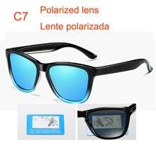 lunettes de soleil hommes polarisées uv400 haute qualité femmes pêche conduite Sports plein air with logo