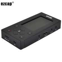 Ezcap Audio Video Capture Converter AV Recorder VHS Tapes to Digital 8GB Memory 3\