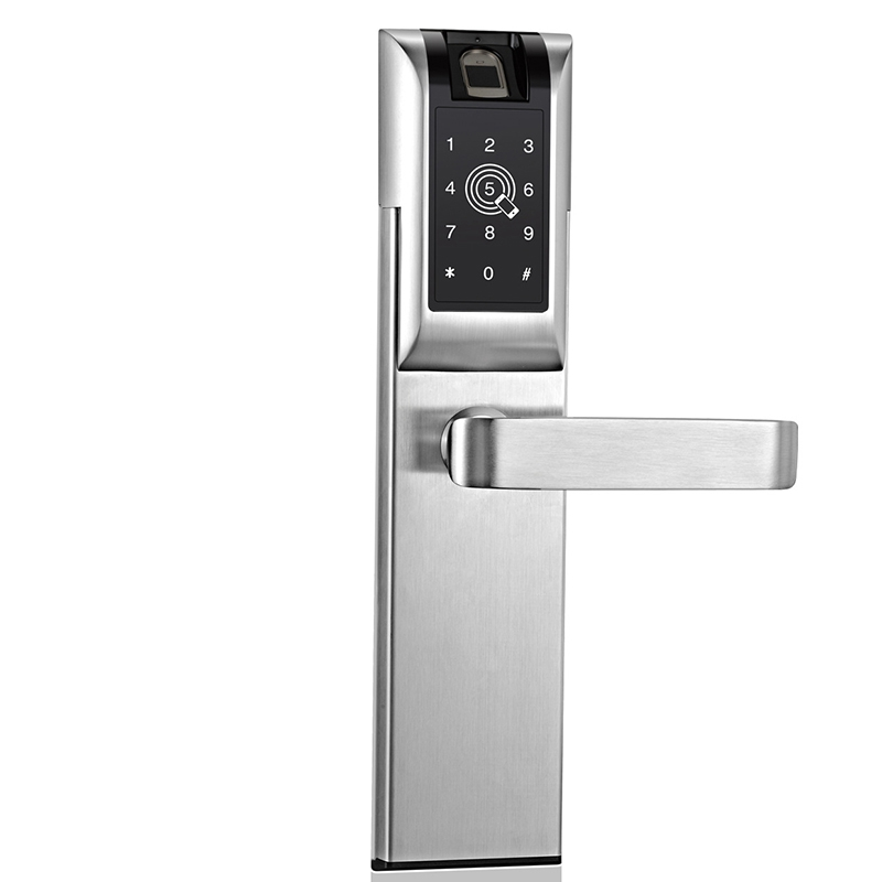 Smart Door Lock TTLock App Electronic Door Lock Intelligent Biometric Door Locks Fingerprint Door Lock Digital Password Keyless