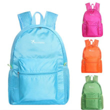 Women Backpack Ultra Light Breathable Oxford Travel Organizer Bag Outdoor Sports Foldable Korean