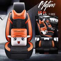 Universal PU Leder auto sitz abdeckungen Für Honda Accord FIT STADT CR-V XR-V Odyssey Element Pilot URV auto zubehör auto styling