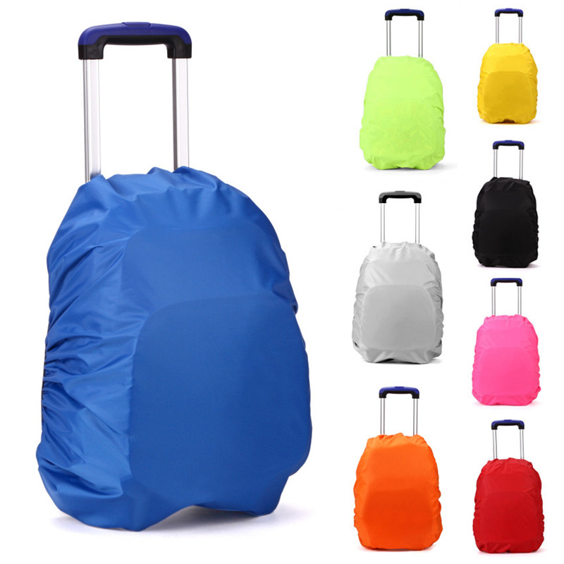 Kids Suitcase Trolley School Bags Backpack Rain Proof Cover Luggage Protective Waterproof Covers Schoolbag Dust Rainproof Covers