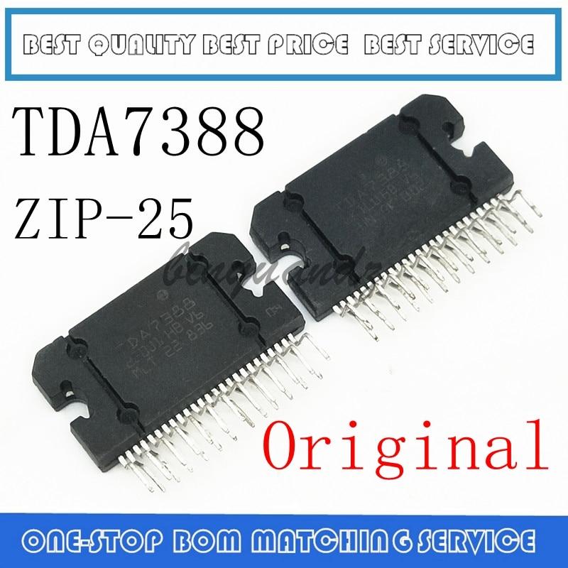 US Stock 1pcs TDA7388 Original Integrated Circuit TDA-7388 ZIP25