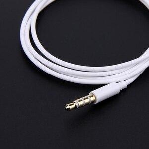 Image 5 - Auriculares de micrófono de garganta de 3,5mm, tubo acústico oculto, auricular del FBI para iPhone y Android 19QA
