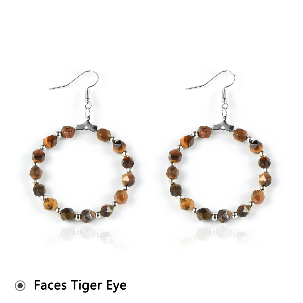 Face Tiger Eye