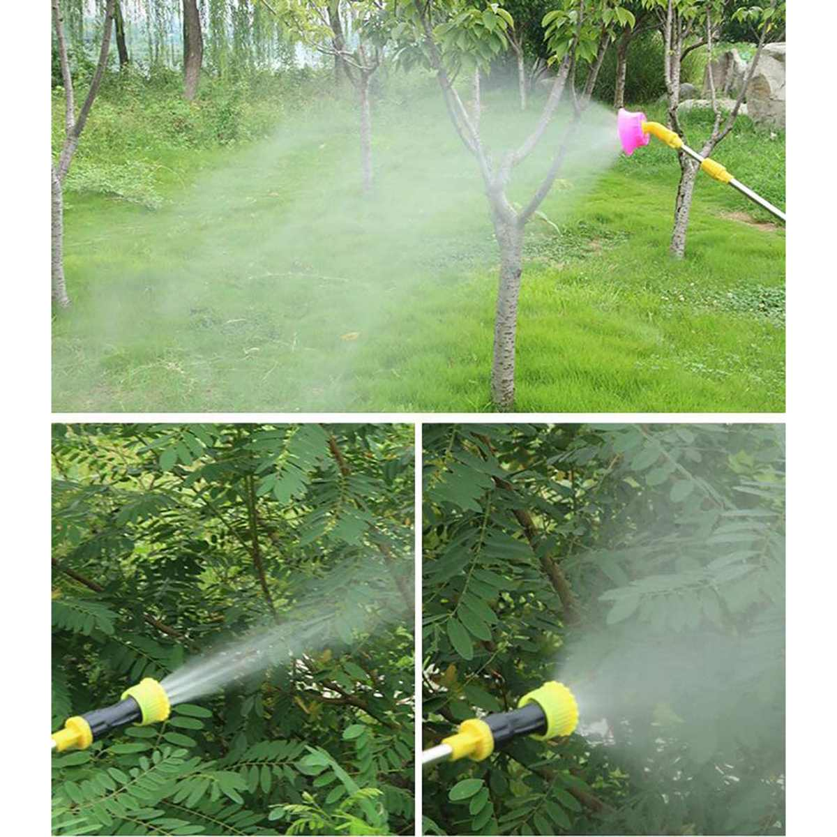 20L Electric Sprayer Intelligent Agricultural Pesticide dispenser Garden equipment 220V Rechargeable Lead acid battery-2