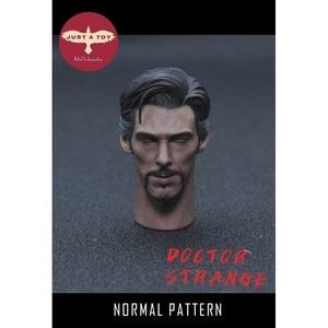 Image 4 - เพียงแค่ของเล่น 1/6 Doctor Strang หัว Sculpt ปิดตารุ่น 12 นิ้ว Action FIGURE DIY
