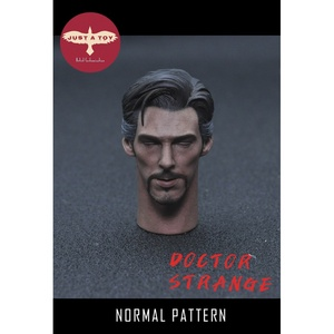 Image 4 - JUST A TOY 1/6 Doctor Strang Head Sculpt Close Eyes Version for 12inch Action Figure DIY