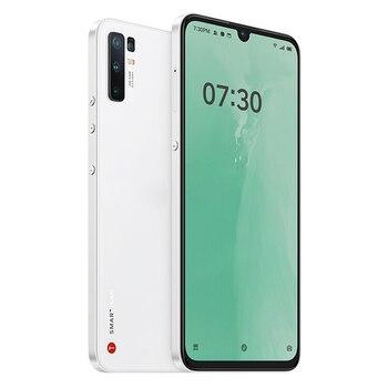 Перейти на Алиэкспресс и купить Абсолютно Новый 6,39 дюйм8 ГБ/12 Гб RAM 128 ГБ/256 ГБ ROM Smartisan Nut Pro 3 мобильный телефон Snapdragon 855 Plus 4000 мАч Android смартфон