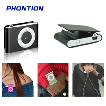 цена на Keydol 2020 Portable MP3 Music Player Mini Clip MP3 Player Waterproof Sport Walkman Lettore Metal Colors with USB TF Card Slot