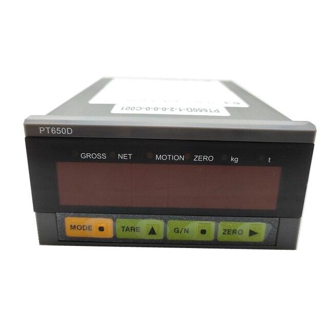 PT650D + 4 20ma analog çıkış tartı ekran denetleyicisi