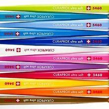 8 x CURAPROX CS 5460 зубные щетки ультра мягкие зубные щетки Swiss Premium