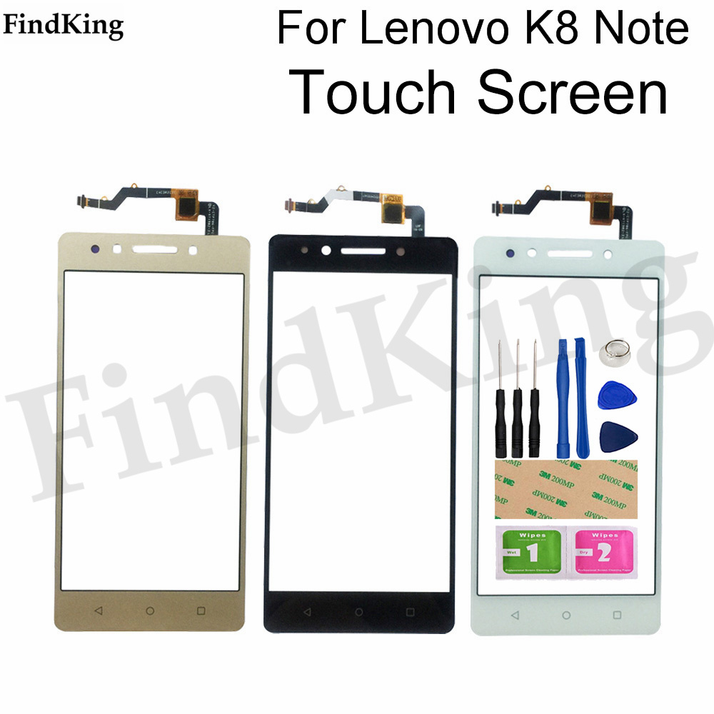 5.5``Touch Screen Digitizer Panel For Lenovo K8 No