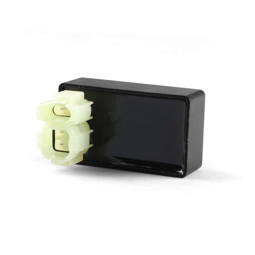 Balap 6 Pin AC CDI Pengapian Kotak untuk GY6 50cc 125cc 150cc Skuter Moped ATV Quad Go Kart Kereta CDI lebih Ringan