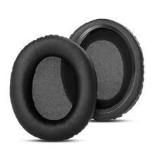 Ohr pads Ersatz Ohr Kissen Tassen Schaum Abdeckungen für Teufel STUMM BT Über-Ohr Kopfhörer
