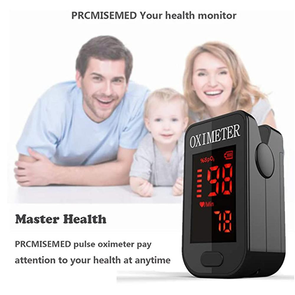 Oximeter Low Battery Voltage Indication Measuring Spo2 And Heart Rate Measuring Blood Oxygen Saturation