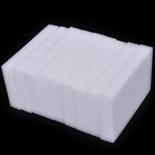 50 pcs 10pcs 100*60*20mm Esponja Esponja Mágica do Eliminador Da Melamina Para Cozinha Escritório Banheiro Limpo acessório/Prato De Limpeza Nano