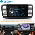 Für Subaru Outback Legacy 2004 ~ 2009 Auto Android Multimedia Player Auto Radio GPS Navigation Großen Bildschirm Spiegel Link-in Auto-Multimedia-Player aus Kraftfahrzeuge und Motorräder bei