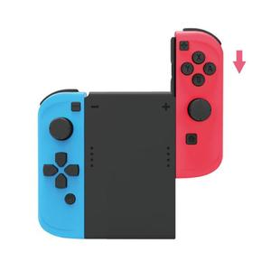 Image 3 - 1set 5 in 1 Connector Pack Hand Grip Cover for Nintend Switch Joy Con Gamepad High tech Surface Treatment Technology Strong