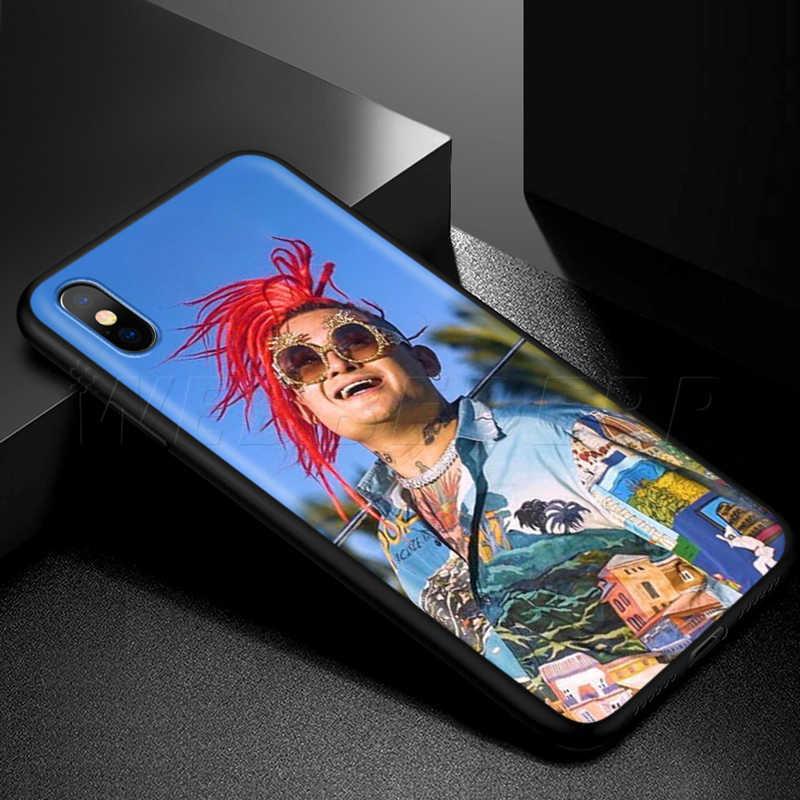 Webbedepp MORGENSHTERN rapero caso para Apple iPhone 11 Pro XS Max XR 8X8 7 6 6S Plus 5 5S SE