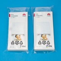 Пастерная фотобумага Zink 2*3 дюйма для фотографирования карманная бумажная паста фотобумага для HUAWEI фотопринтер CV80 DIY Printin