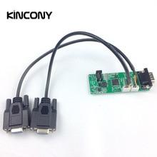 Multi RS232 DB9 COM 2 porty szeregowy IO dla inteligentnego kontrolera automatyki domowej KC868 używaj jednocześnie klawiatury Google Home/Alexa