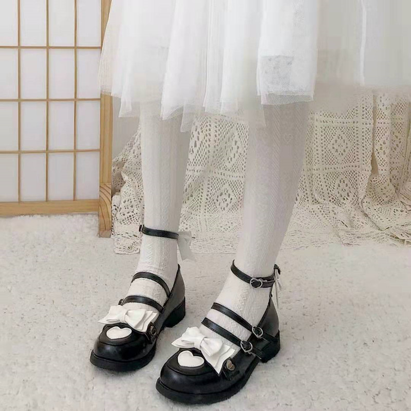 Купить летние аниме косплей туфли лолиты в винтажном стиле с круглым