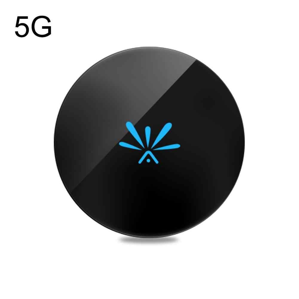 G6 Nirkabel TV Stick 2.4G 5G Video Wi Fi Tampilan Dongle HDMI Miracast untuk IOS Android TV Nirkabel
