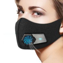 ACTIVATED-CARBON-FILTER Face-Protector-Shield Smart Electric for Anti-Dust 5pcs