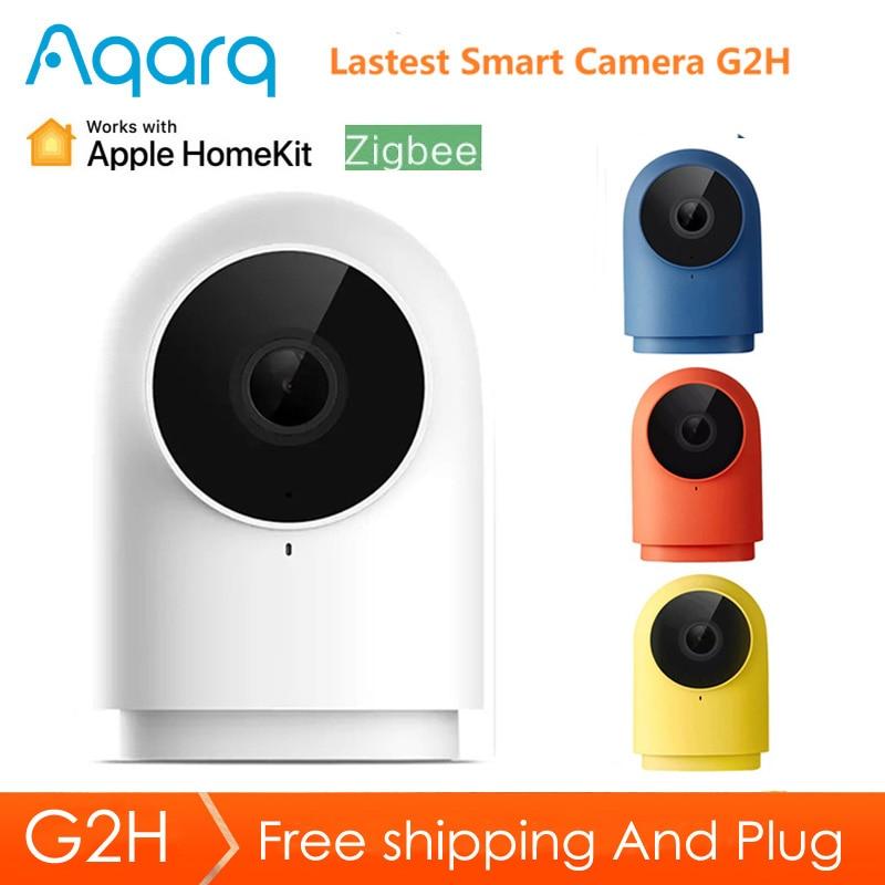 Xiaomi Aqara G2H Smart Camera 1080P HD Gateway Edition Night Vision Mobile For Apple HomeKit APP Zigbee Mi Home Security Monitor