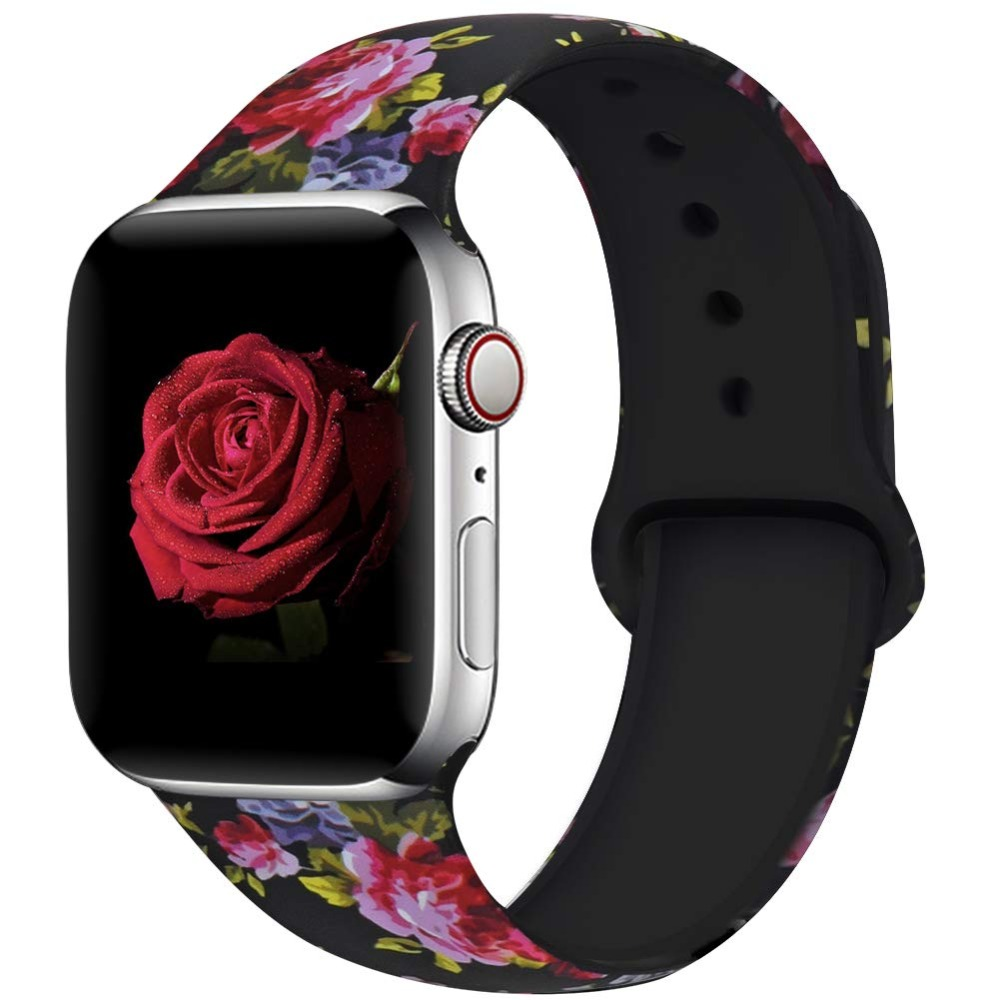 Floral Band for Apple Watch 352