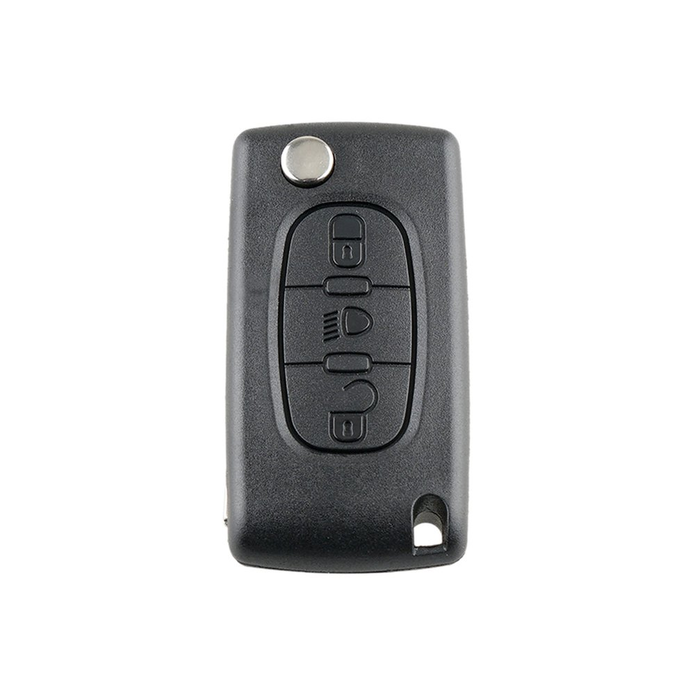 Shell-Cover Citroen Key-Protector Ce0523 Car for C4 C5 C6 C8 Fob-Case 3B Flip-Key-Shell title=