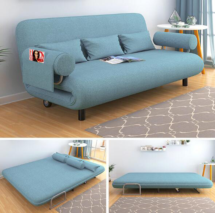 Ue RU livraison gratuite grand canapé-lit draps pliable maison salon simple moderne salon canapé multifonctionnel canapé chaise