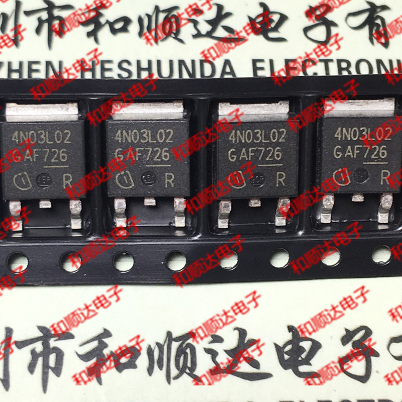 10pcs/lot 4N03L02 IPD90N03S4L-02 New Stock TO-252 30V 90A